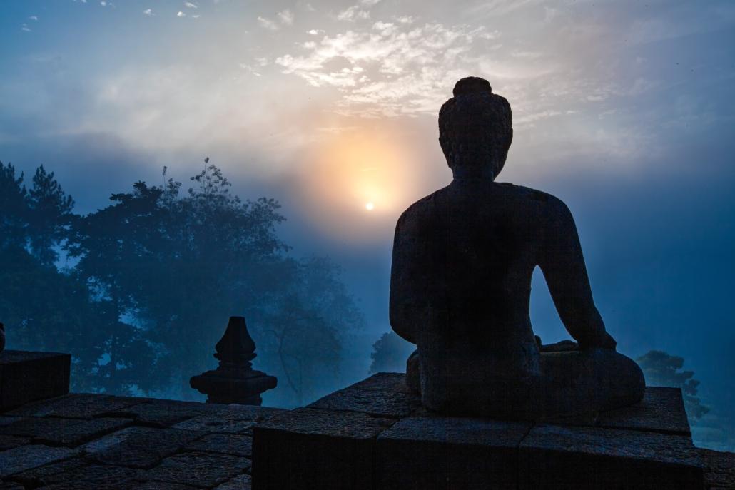 Buddha, Kreative psychologische Beratung
