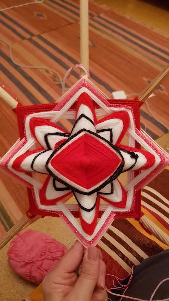 Kreativ mit Mandala, Makosh-Kreativ