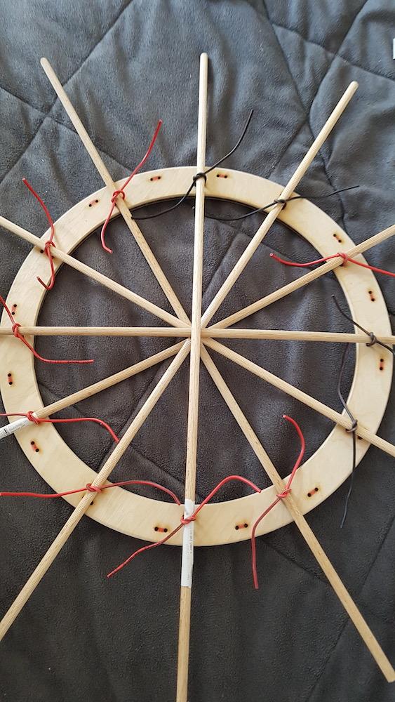 Mandala Hilsform