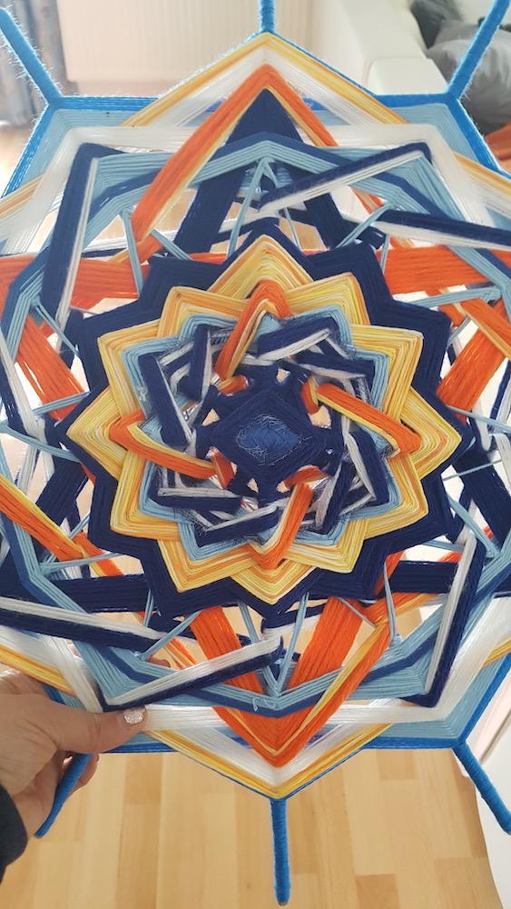 Indianisches Mandala - Lebensberatung von Irina Hempel
