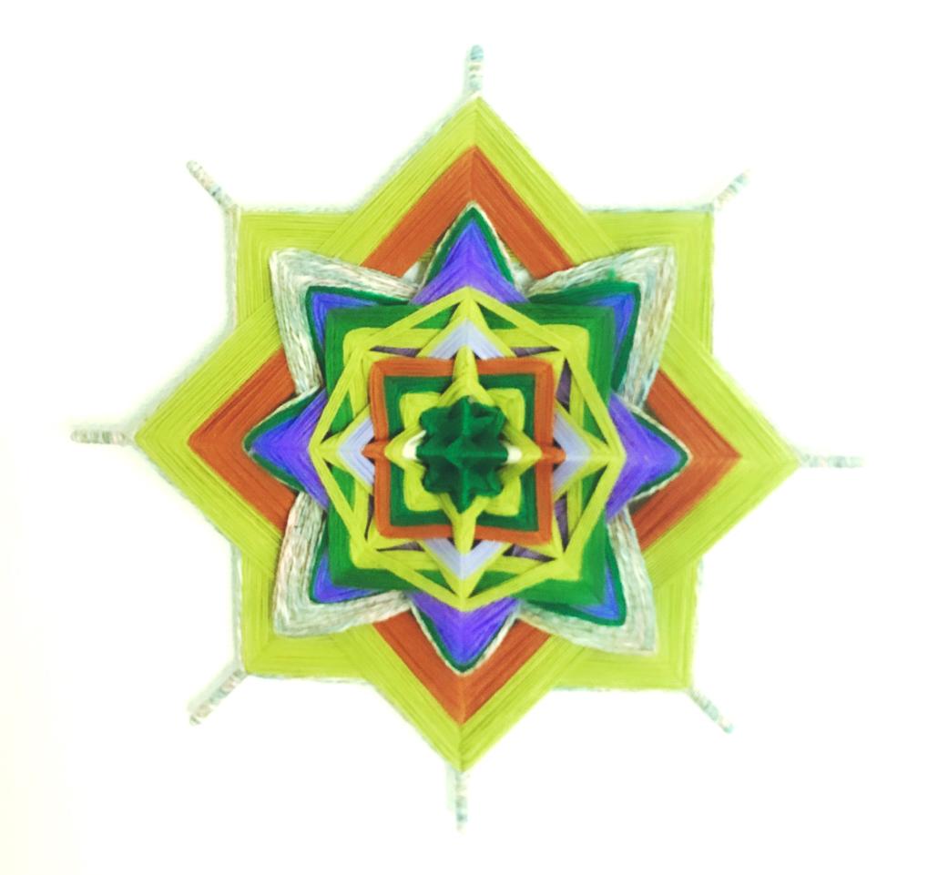 Kreativ mit Mandala, Ernährung