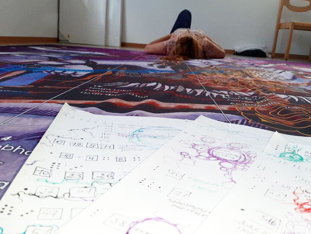 """Spiel """"Leela - wie sie ist"""" & Neurographik"""