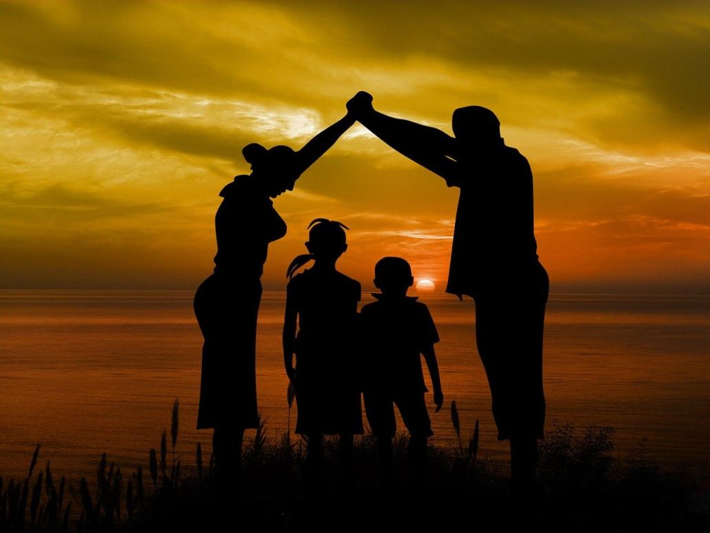 Beschutzung, Familienaufstellung
