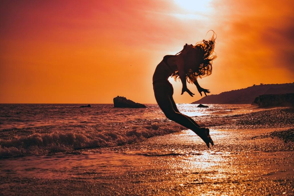 Tanzen wie im Flug, Maya-Shakti-Tanz