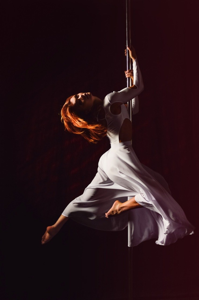 Maya Shakti Tanz, Tanz in spiralförmiger Energie