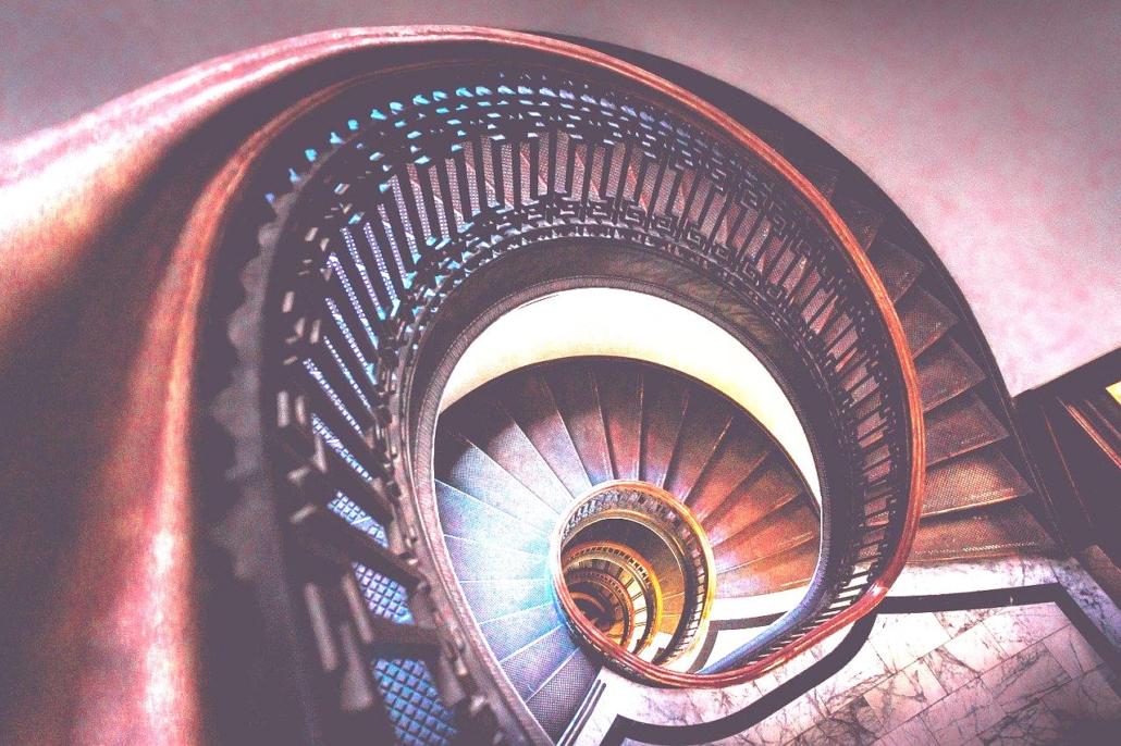 Mandala Kreativ, Symbolik der Spirale