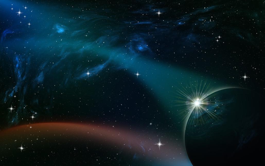 Universum, Astro Time Beratung von Irina Hempel